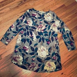 NWOT floral sheath dress with pockets!