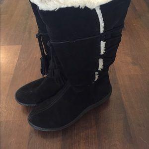 Banana Republic winter boots