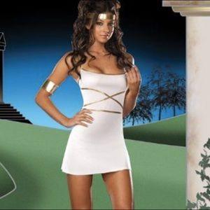 NWT Greek Goddess Halloween Costume