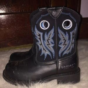 Arias Baby fat Boots NEW