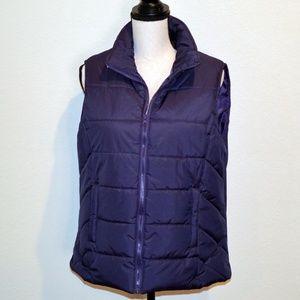 Purple Vest/Jacket