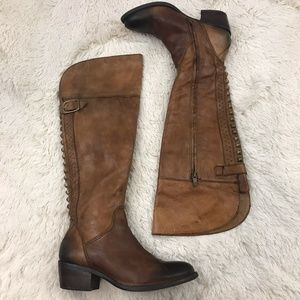Vince Camuto Bollo Over The Knee Leather Boots