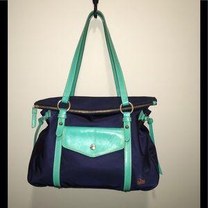 Dooney Nylon Smith Bag
