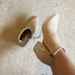 Brand new dolce booties