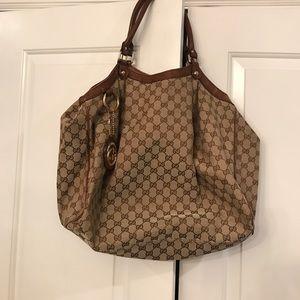Large Gucci Hobo bag