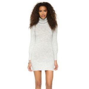 MINKPINK Turtleneck Sweater Dress