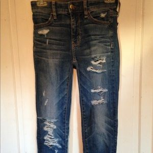 American Eagle *BRAND NEW* high rise jeggings