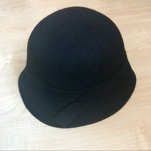 Forever 21 | Black Cloche Hat