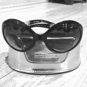 Tory Burch Black Sunglasses