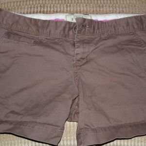 Brown shorts size 2!