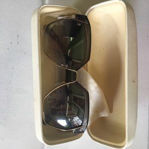 Chloe geometric sunglasses