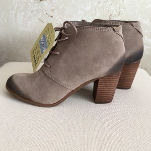 NWT Toms Women's Booties