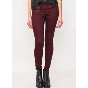 J Brand Zoey Jeans in Lava