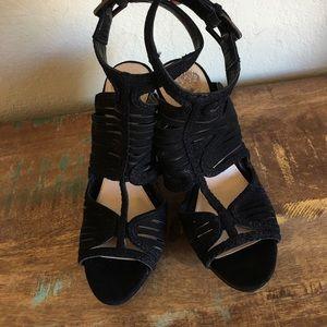 Vince Camuto JANIL sandal sz 5.5 black