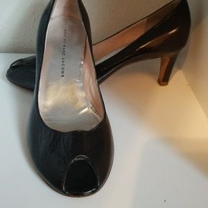 Peeptoe heels by Marc Jacobs 37 or 7