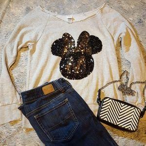 Disney Minie Mouse sweatshirt
