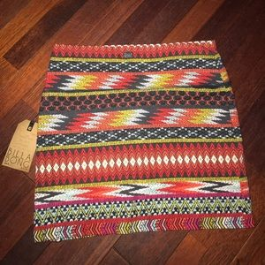 Billabong Aztec Skirt