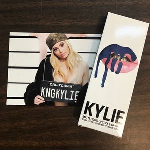 NEW Authentic Kylie Lip Kit in Freedom