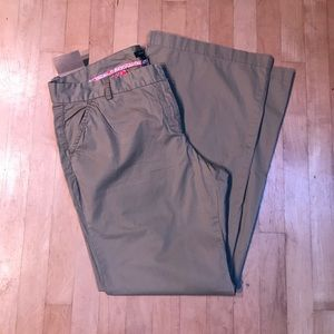 J. Crew Broken in Chinos Low Fit NWT
