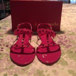 Kate Spade Savannah Jelly Sandals