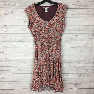 American Rag floral peasant boho dress