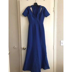 BCBG MAXAZRIA Royal Blue Dress