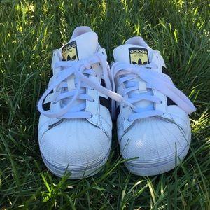 Adidas Superstar, Size 6.5