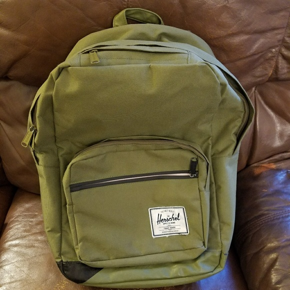 2f69b29f80db Herschel Supply Company Other - Herschel Olive Green Backpack