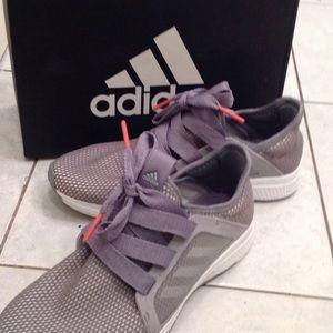 Adidas Gray Running Sneakers 8