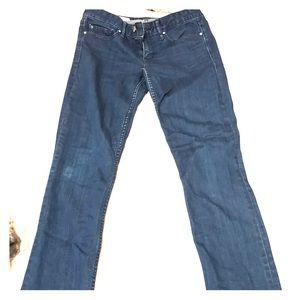 Women's Gap Always Cuffed Jeans