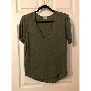 Madewell Anthem Split Neck T-Shirt - $16 OBO