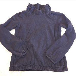 Lululemon size 6 navy pullover