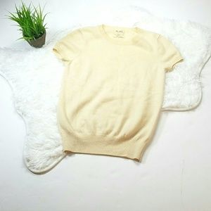 Zara Knit 100% Cashmere Sweater