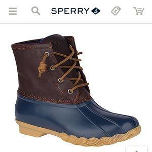 Sperry Saltwater Duck Boot