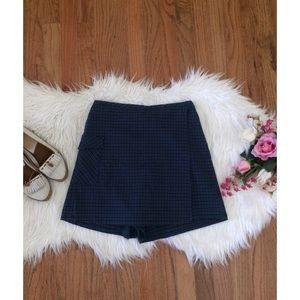 🍂 Vintage 90's Perfect Plaid High Waisted Skort🍂