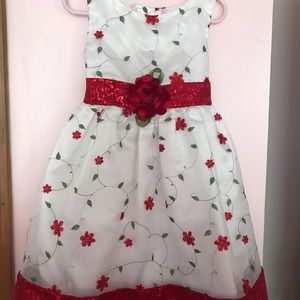 Other - Girl holiday dress 4T