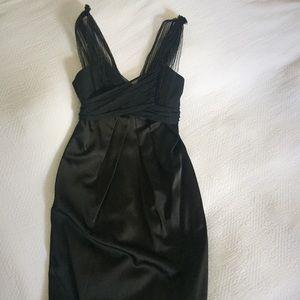 Black BCBG Max Azria Dress