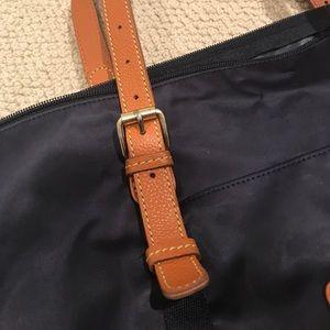 e56933e20e8 Bric's navy xl sportina 3-way shopper tote x-bag