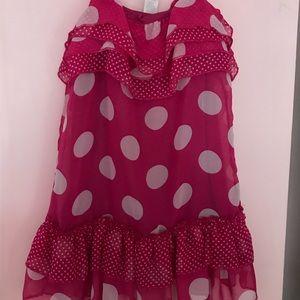 Other - Girls toddler polkadot dress