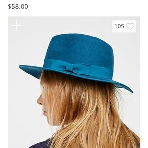 Free People Beau Banded Hat