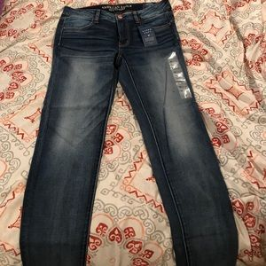 New American Eagle Super Stretch Jeggings