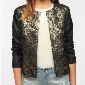 Urban Outfitters Sparkle & Fade Jacket