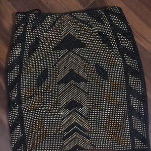 Romeo & Juliet couture bling skirt