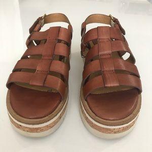 """[bussola] """"Bella fisherman"""" women's sandal 9"""