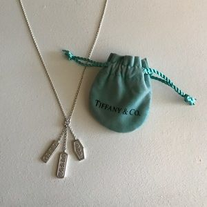 Tiffany & Co. Multi Charm Necklace