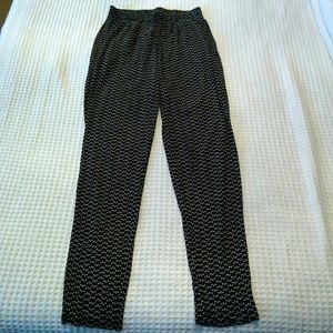 H&M Jersey Pants size small
