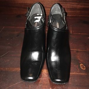 Aerosoles Black Heeled Shoes 👠