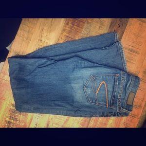 Seven slim jeans