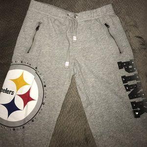 VS PINK Pittsburgh Steelers Sweatpants - XS