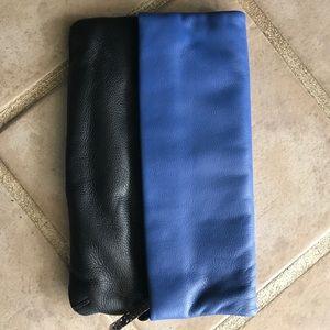 Brighton Leather Clutch